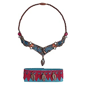 Disney Pocahontas Costume Jewelry Set for Girls