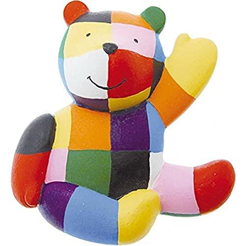 Plastoy -Elmer- Teddybear Magnet