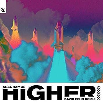 Higher (David Penn Remix)