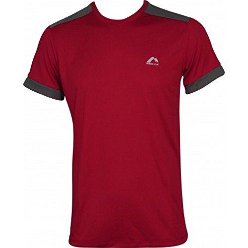 More Mile Action Haut de fitness à manches courtes pour homme 3 couleurs