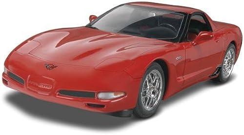 Monogram 04 Corvette Z06 Plastic Model Kit