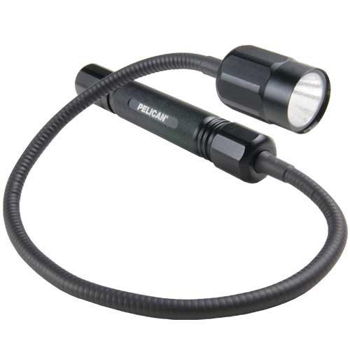 Peli 2365 LED Black – Fresnel (Black, LED, 49 lm, 81 m, AA, 272 g)