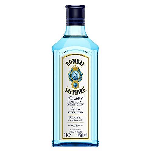 Bombay Sapphire Gin - 1000 ml