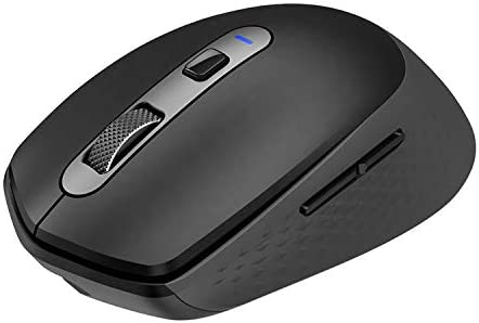 CPI Button Multi-Device Switching Streaming Copy 2.4g Rechargeable Silent Wireless Mouse