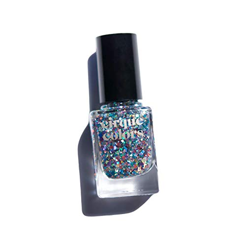 Cirque Colors Glitter Nail Polish - XX - Holographic