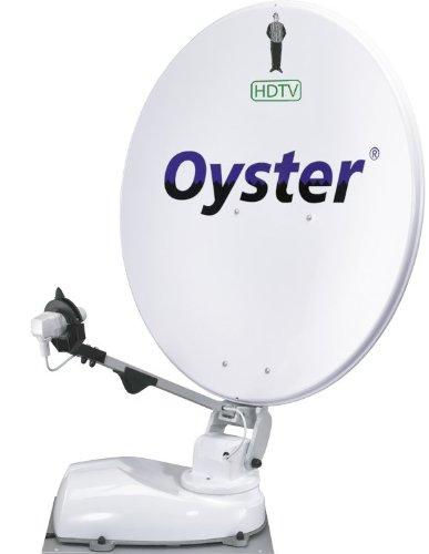 Ten Haaft Sat-Anlage Oyster, 85, Digital HDTV Single