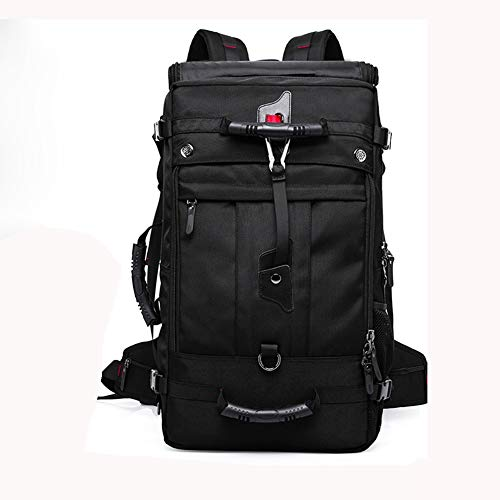 Travel Rugzakken Voor Mannen, 50L Waterdichte Rugzak Mannen Vrouwen Multifunctionele Laptop Rugzakken Man Outdoor Bagage-Bag Best Quality