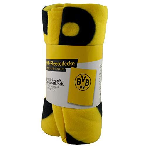 BVB Borussia Dortmund Fleecedecke