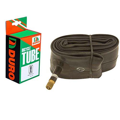 Duro Bicycle Tube 16 x 1.90/2.125 (33mm) Standard American/Valve
