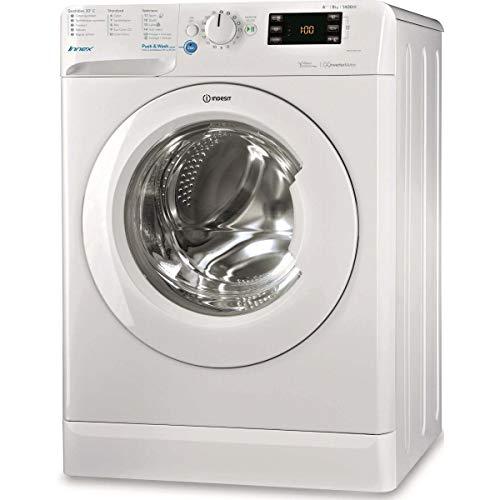 Indesit - bwe81483xwfr1 - Lave-linge frontal 60cm 8kg 1400t a+++ blanc innex