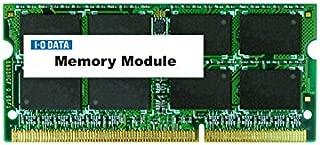 I-O DATA ノートパソコンPC用 メモリ PC3-10600(DDR3-1333) 4GB×1枚 無期限保証 SDY1333-4G