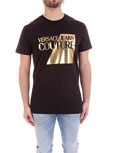 Versace Jeans T-shirt Couture in Cotone Uomo cod.B3GVB7TP