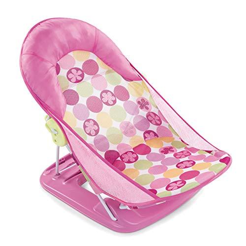 日本育児 入浴補助具 ソフトバスチェア デイジー 新生児~11kgまで対象 小さなお子様の入浴を補佐するバスチ...