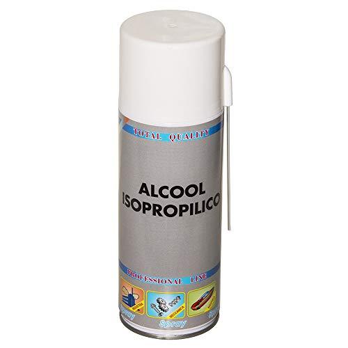 Link SP35 Spray Alcool Isopropilico, 400 ml- l'imballaggio può variare