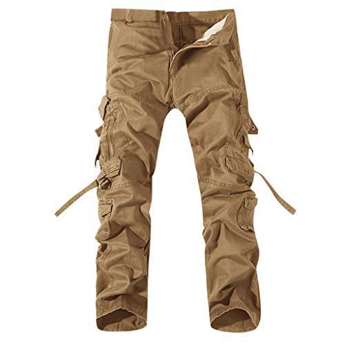 Pantalones De Trabajo Hombre Resistentes Match 8025 -...