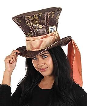 Disney Alice in Wonderland Mad Hatter Hat for Adults