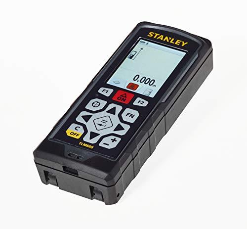 Stanley Messgerät Laser (200m mit Bluetooth-Konnektivität) STHT1–77347