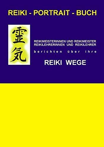 Reiki-Portrait-Buch