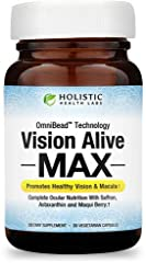 Support eye and vision health. * Our formula different from all other eye formula on the market Rich source of anthocyanin, lutein and zeaxanthin compounds Natural powerful antioxidants