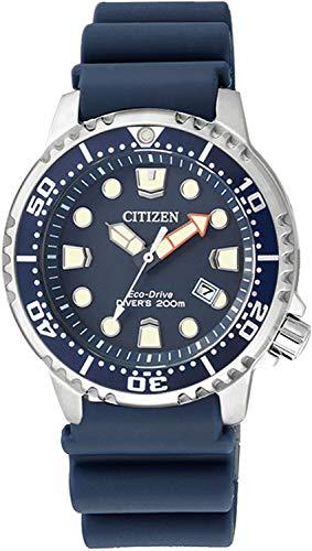 Citizen Reloj Analógico para Mujer de Cuarzo con Correa en Plástico EP6051-14L