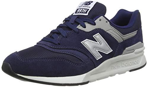 New Balance Herren CM997HCE Sneaker, Blau (Pigment), 45.5 EU