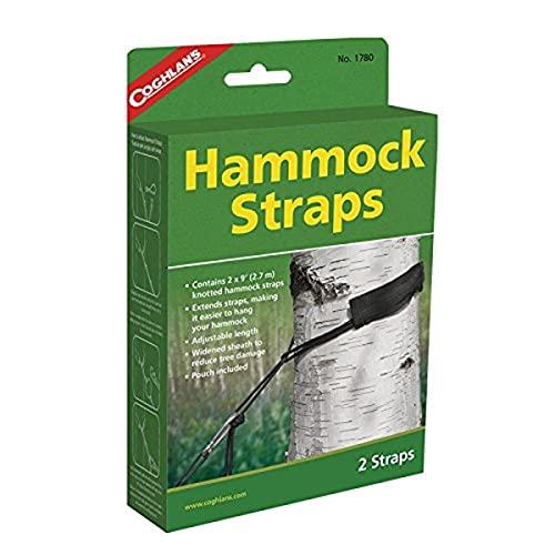Coghlan's C1780 Hammock Tree Bretelles Mixte, Noir, Taille Unique