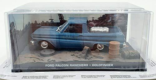 Die Cast PLTS Ford Falcon Ranchero - James Bond 007 Goldfinger - Scala 1:43 S032.