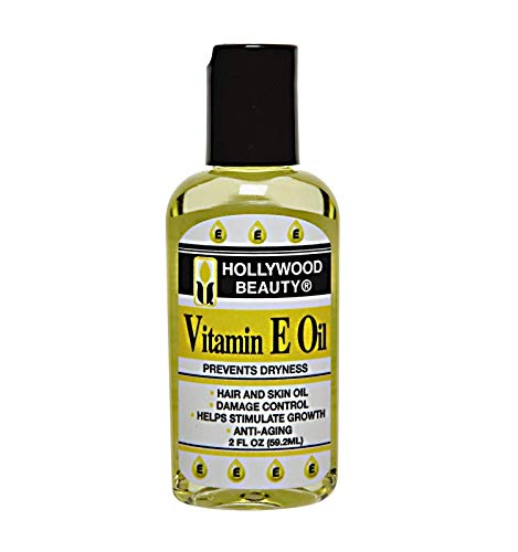 Hollywood Beauty - Hollywood Beauty Vitamin E Oil Prevents Dryness 59.2 - Volume : 60 ml.