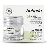 Babaria Gel Nutritivo Extracto De Caracol Nutritivo 50 ml