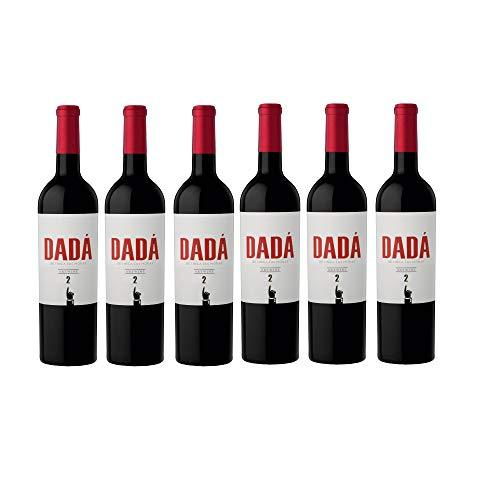 Finca Las Moras DADÁ No. 2 Rotwein vegan argentinischer Wein trocken Argentinien (6 Flaschen)