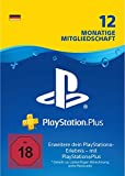 PlayStation Plus Mitgliedschaft | 12 Monate | deutsches Konto | PS4 Download Code -