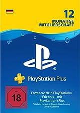 PlayStation Plus Mitgliedschaft | 12 Monate | deutsches Konto | PS4 Download Code©Amazon