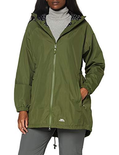 Trespass Daytrip - Giacca da donna, Donna, giacca, FAJKRAN10001, Kha, 4XL