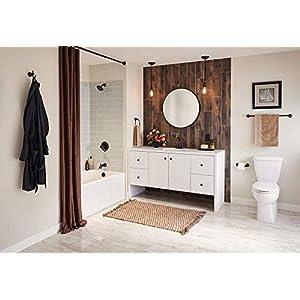 Franklin Brass Kinla 5-Piece Bath Hardware Towel Bar Accessory Set, Oil Rubbed Bronze