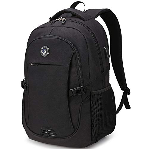 Our #6 Pick is the SOLDIERKNIFE Waterproof Anti-Theft Laptop and Travel Backpack