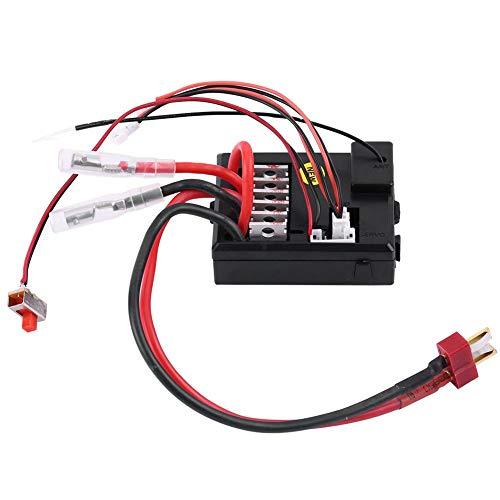 Dilwe RC Receiver, 3 in 1 RC Car Receiver Ersatzteile Zubehör für Wltoys 12428 12423 1/12 Ferngesteuertes Fahrzeug