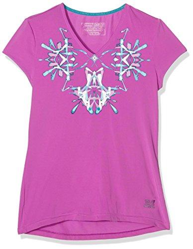TAO Sportswear de Course Manches Courtes pour Femme L Pegaso