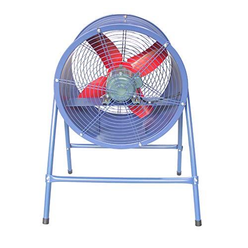 """Ventilador de ventilación doméstico Ventilador De Extracción Industrial, 20"""", Instalación Gratuita, Extraíble, De Pie LITING"""