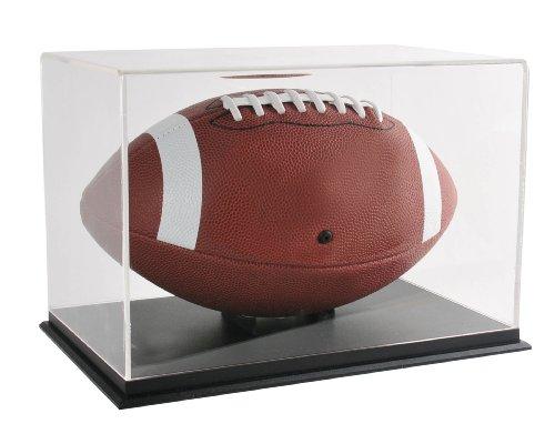 Snap Acrylic Football Display Case