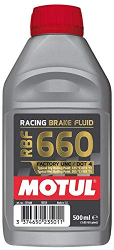 0,5 l) Motul RBF 660 Racing Brake Fluid de líquido de frenos