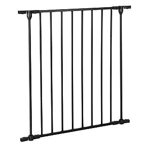 Bonnlo Wide Metal Safety Gate
