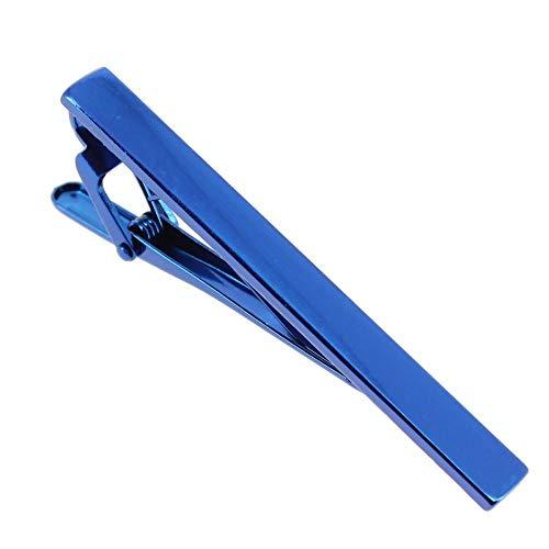 Clj Charles Le Jeune - Pince à Cravate Bleu Boston
