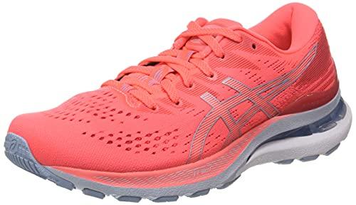 ASICS Gel-Kayano 28, Zapatillas para Correr Mujer, Blazing Coral Mist, 35.5 EU