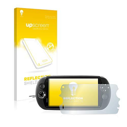 upscreen Entspiegelungs-Schutzfolie kompatibel mit MOQI I7S (6