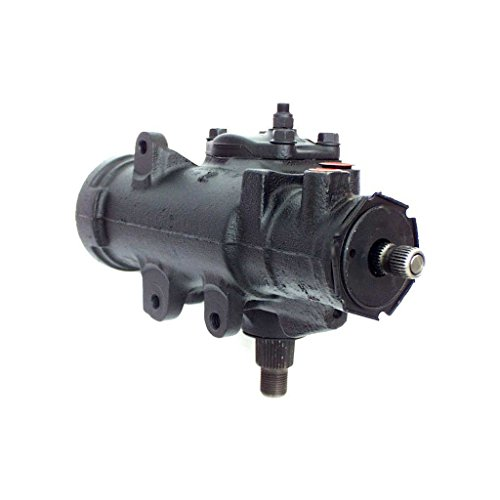 Detroit Axle - Complete Power Steering Gear Box Assembly - for Chevrolet Astro & Express 1500, GMC Safari
