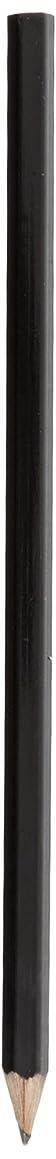 Sax 6B Solid Drawing Pencil2 - Black