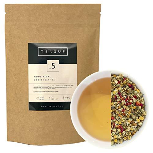 Teasup Good Night Bedtime Tea Loose Leaf - 250g