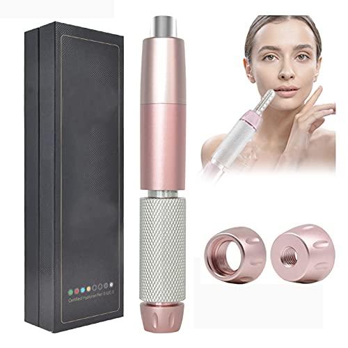 2 en 1 Hyaluron Pen, sans Aiguille Hyaluronique Lip Filler Pen, pour Whitening Moisture Beauty Salon Anti Rides