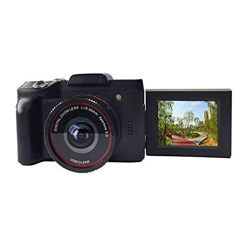 WMKEDB Upgraded, Cámara digital con zoom 16x HD1080P digital profesional 4K HD...