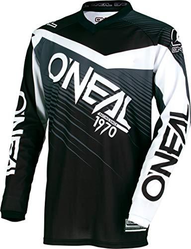 O'NEAL Element Racewear FR Youth Kinder Jersey Trikot lang schwarz/grau 2018 Oneal: Größe: M (116-134)